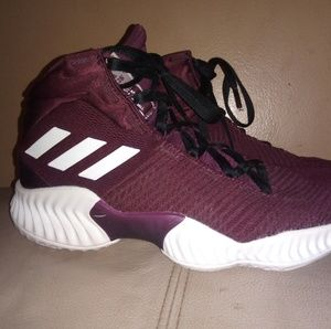 Adidas's Basketball shoes